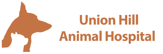 Union Hill Animal Hospital logo